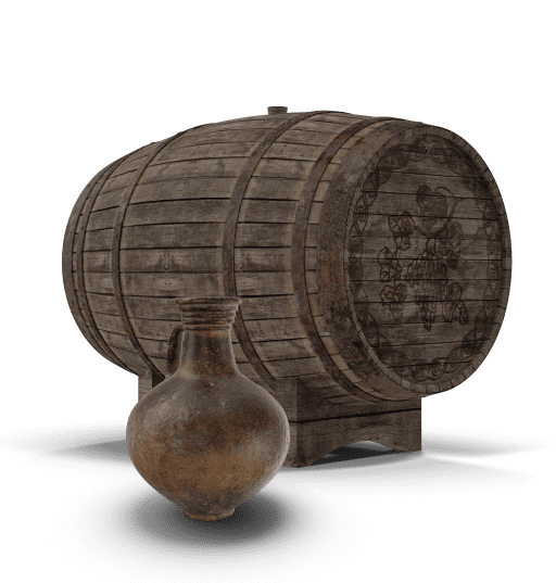barrelAndJug